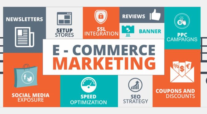Do effective shopify marketing, ecommerce marketing