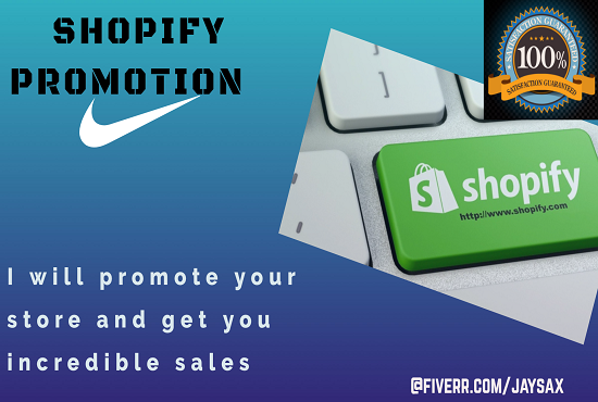 Do ROI shopify promotion, marketing to skyrocket shopify store sales