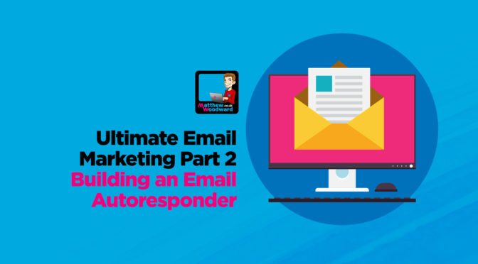 Set up autoresponder follow up email campaign