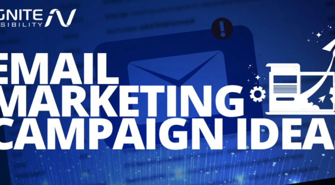 Create campaign, newsletter and blast out email marketing