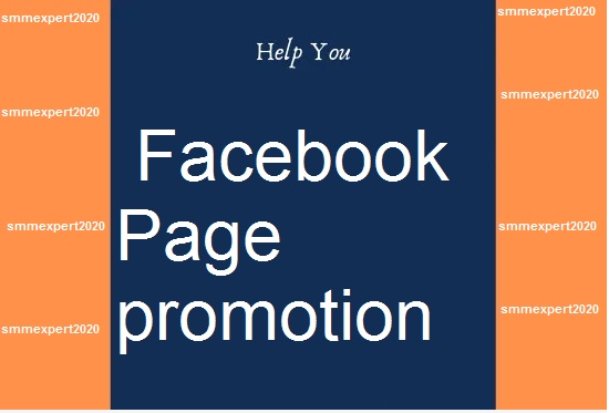 Promote your facebook page