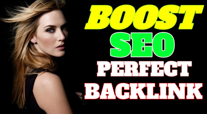BOOST SEP PERFECT LINK BUILDING