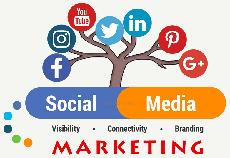 Be your social media marketing manager, FiverrBox