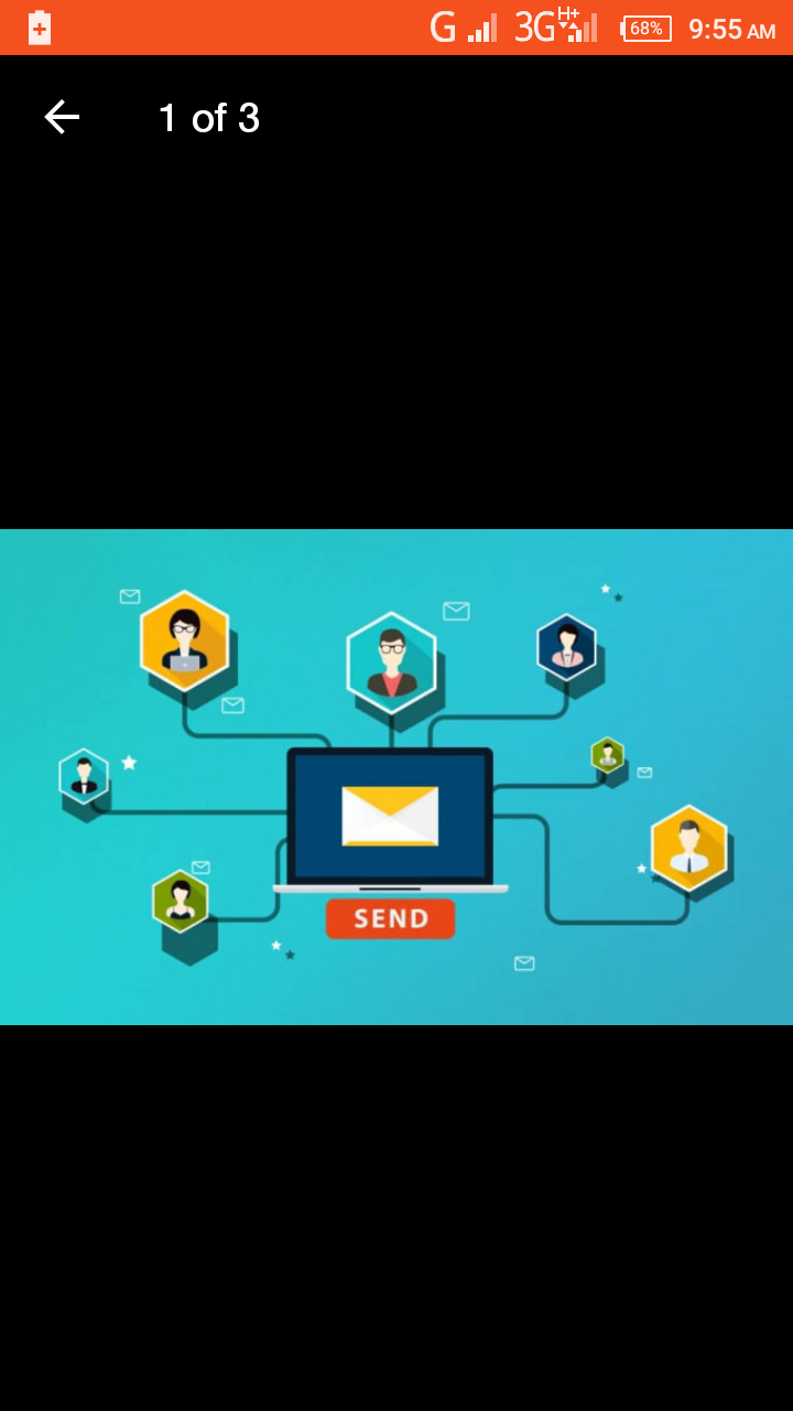 Be your email campaign marketing manager, FiverrBox