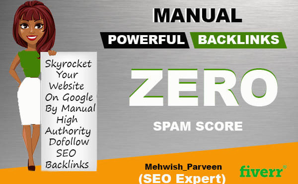 Provide high authority white hat manual seo backlinks for fast google ranking