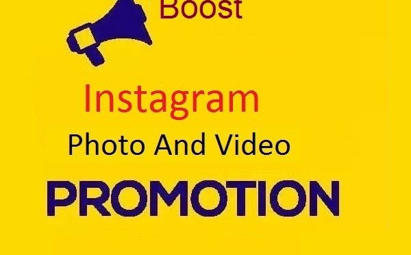 Do promotion instagram video