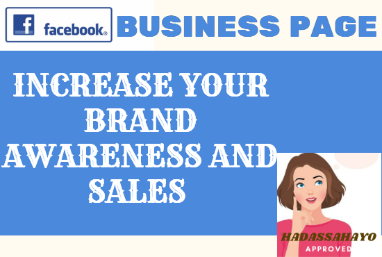 Create facebook business page,social media sales targeting business page
