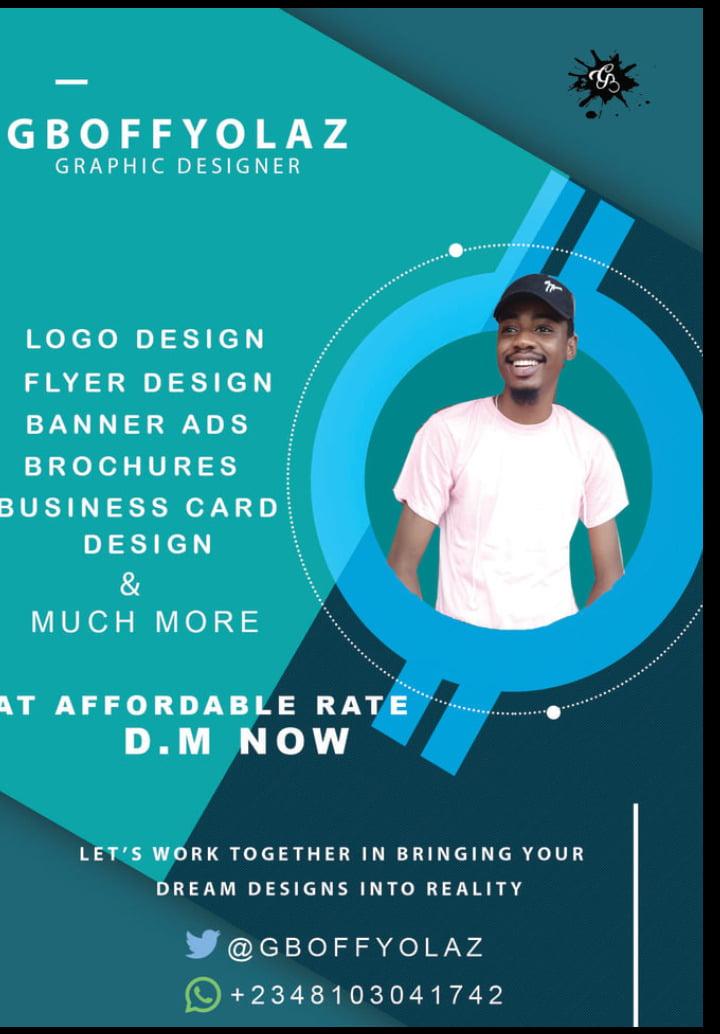 Will design amazing business flyer, FiverrBox