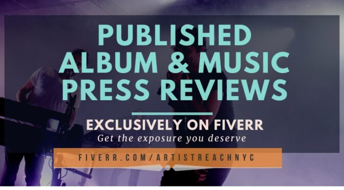 Write and Publish a Music Press Release On a Mainstream Blog