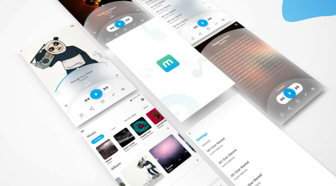 I will design amazing mobile UI UX for app and website design