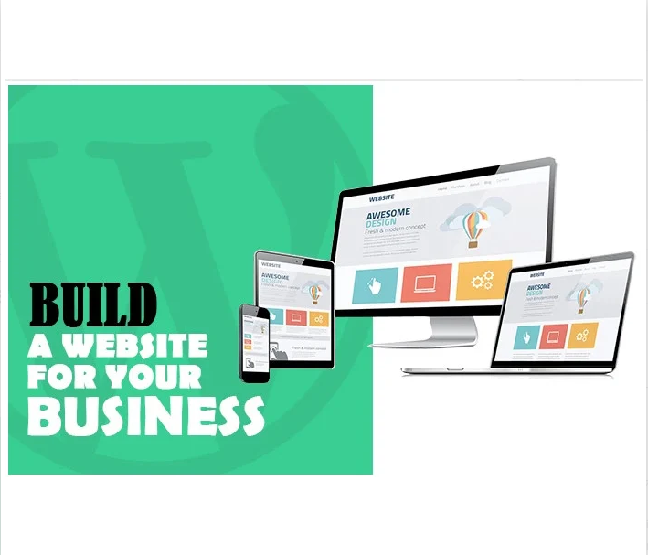 I will design topnoth eCommerce business website, FiverrBox