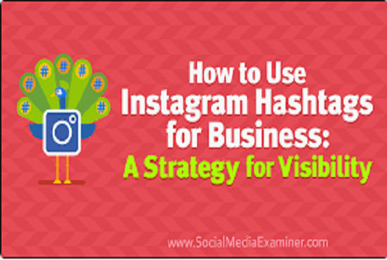 I will research trending instagram hashtags for your niche