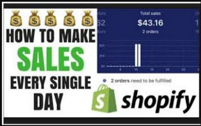 I will drive real traffics that convert sales to your store, FiverrBox