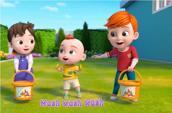 I will do 2d 3d cartoon video animation, cartoon music video, kids, FiverrBox