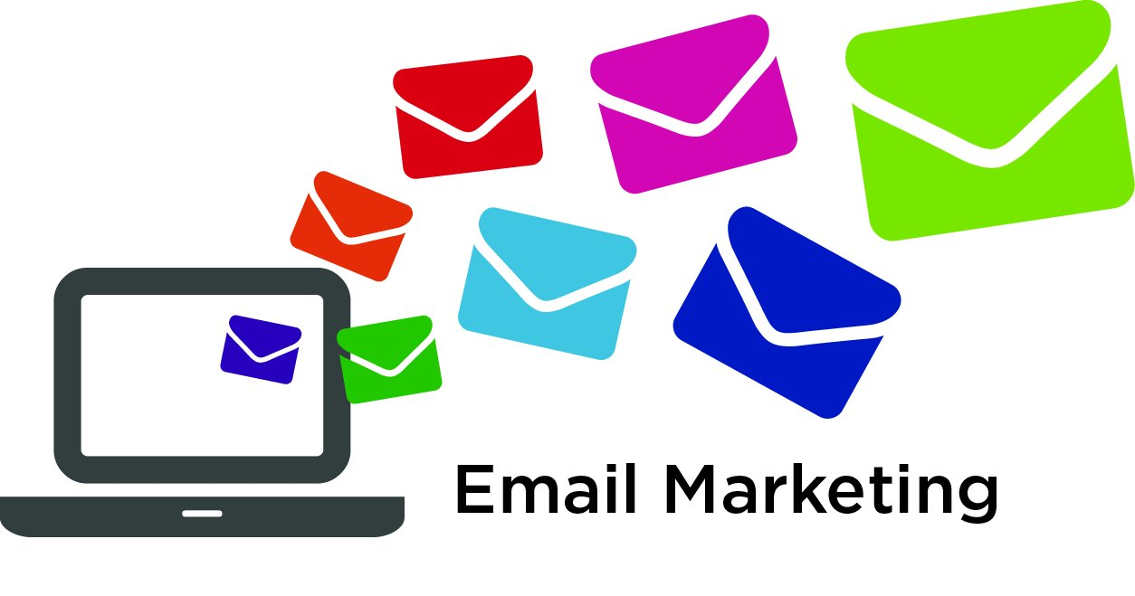 I will do an attractive and complete email marketing to grow your business  – FiverrBox