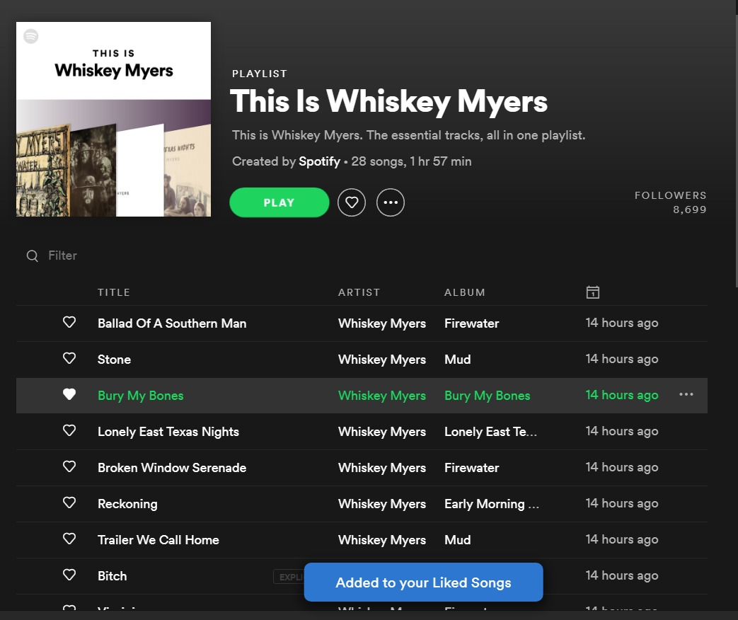 I will do organic spotify music playlist placement promotion, FiverrBox