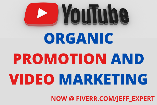 I will do viral marketing for your youtube channel, video promotion, FiverrBox