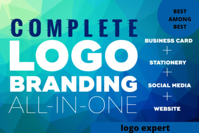 I will create a professional unique and eye catching business logo, FiverrBox