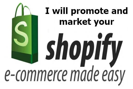 I will do shopify sales marketing,shopify promotion to boost roi conversion and traffic, FiverrBox