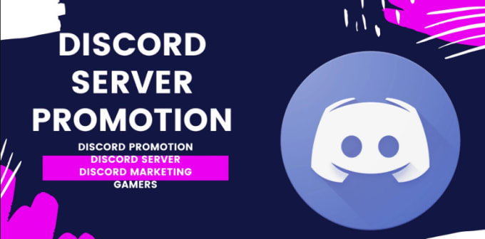 I will promote your discord server organically to over 500 k active audience, FiverrBox