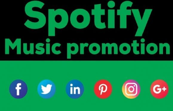 I will do viral and organic spotify music promotion
