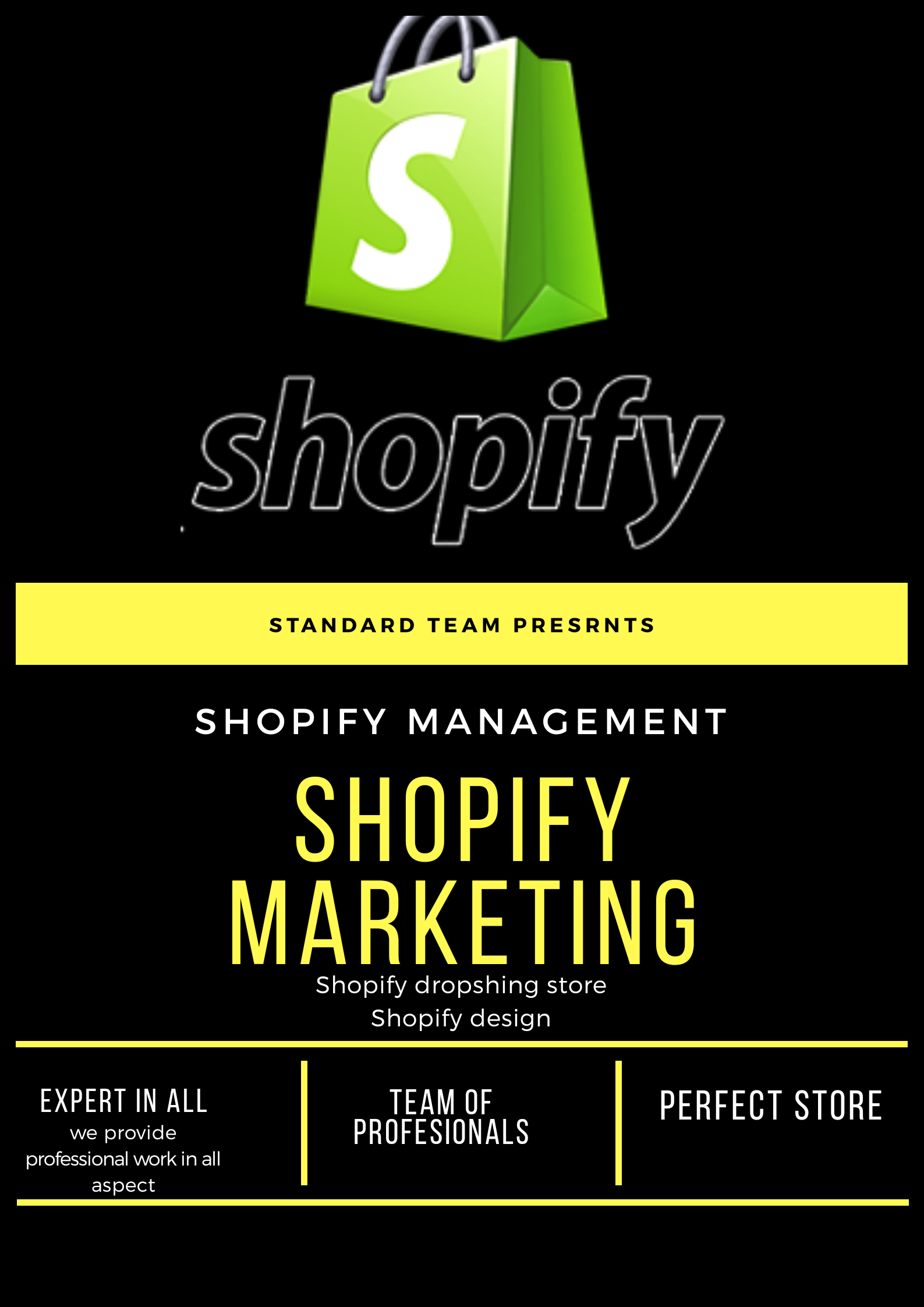 I will promote your Shopify store, marketing, promotion and generate traffic, FiverrBox
