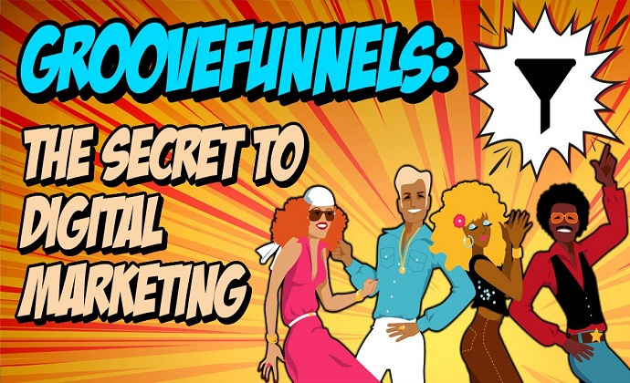 I will setup complete sales funnel,groove pages,groove funnel,click funnel, FiverrBox