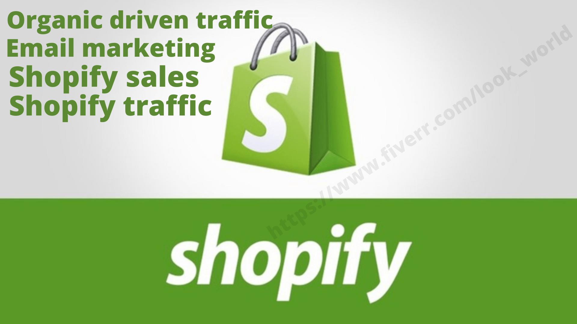 I will run sales boosting ROI shopify marketing, FiverrBox