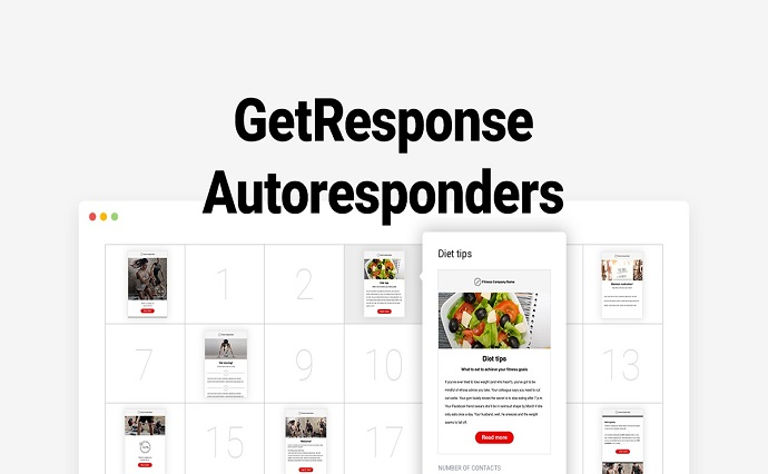 I will set up an engaging autoresponder email series for your business, FiverrBox