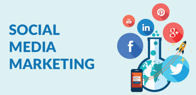 I will be your professional social media marketing manager, FiverrBox