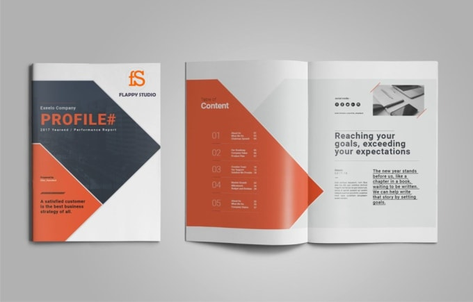 I will design booklet, user guide, instruction manual, and PDF edit, FiverrBox