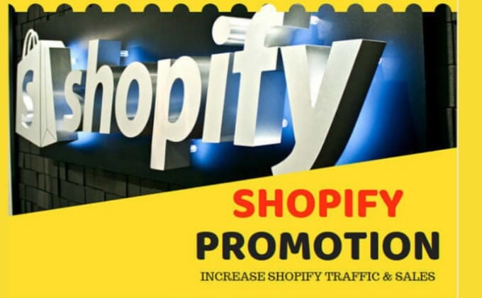 I will do roi assurance sales marketing for shopify dropshipping store, ecommerce store, FiverrBox