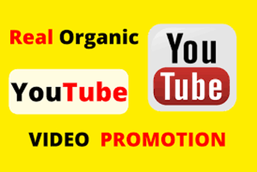 I will do professional organic top youtube video promotion, FiverrBox