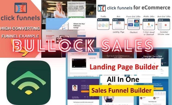 I will create sales funnel in klaviyo clickfunnel shopify wordpress in klaviyo, FiverrBox