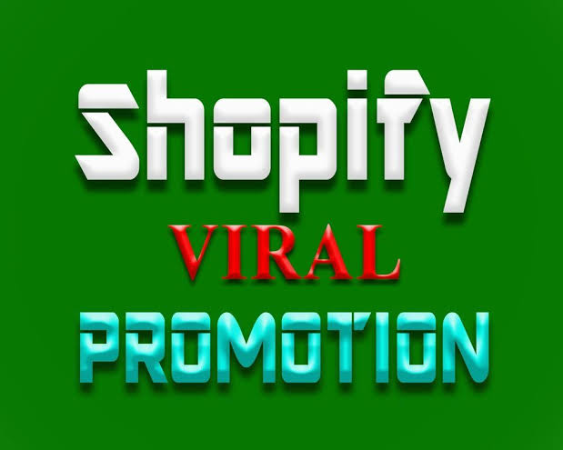 I will setup shopify promotion, shopify marketing for your shopify dropshipping store, FiverrBox