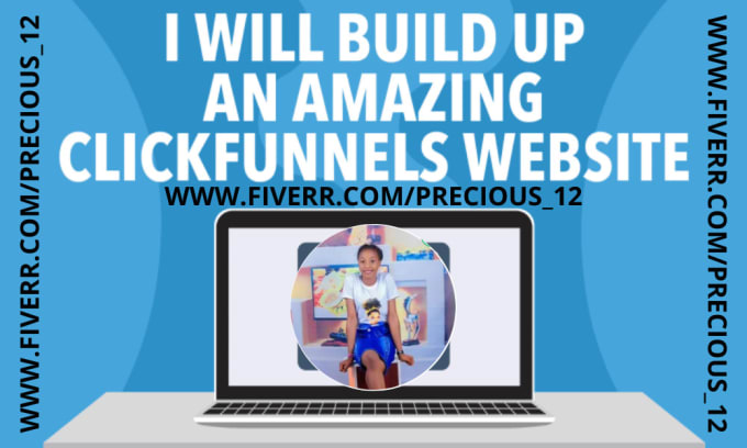 I will be your clickfunnel specialist and help with clickfunnels landing pages, FiverrBox