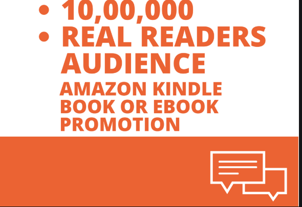 I will promote and viral your book ebook marketing on social, FiverrBox
