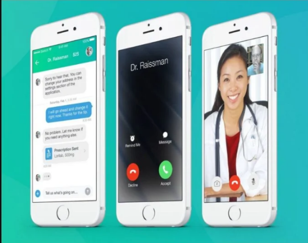 I will I will build the best on demand android IOS hipaa medicine or telemedicine doctor apps, FiverrBox