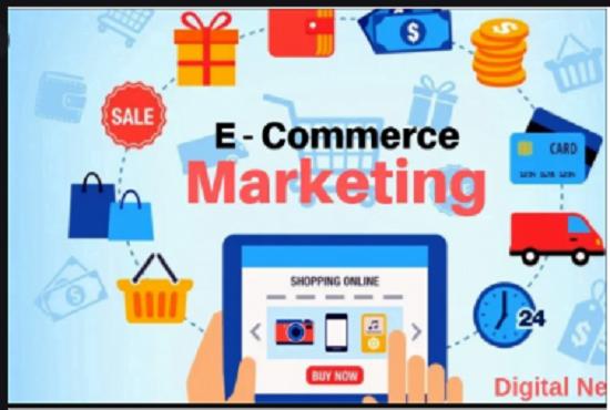 I will do ROI ecommerce marketing,shopify marketing,aliexpress dropshipping, FiverrBox
