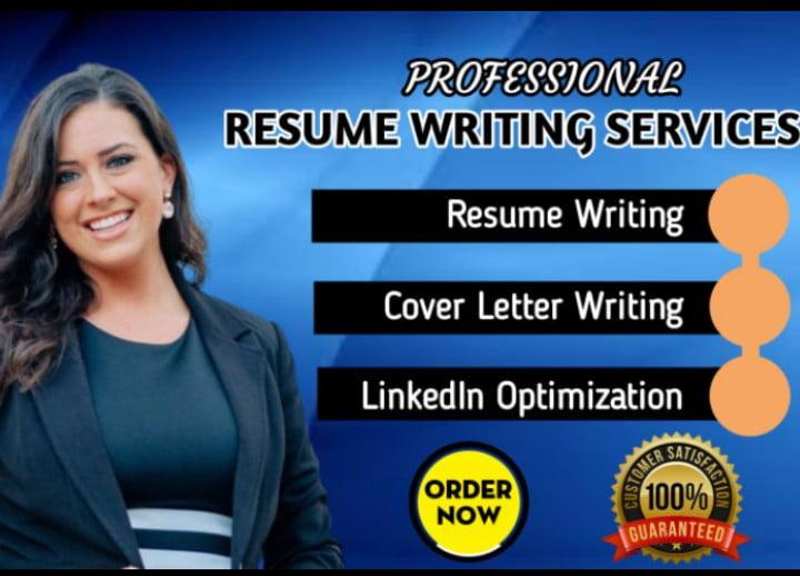 I will Write, Edit, Design your Resume, Cover Letter and LinkedIn Profile Optimization, FiverrBox