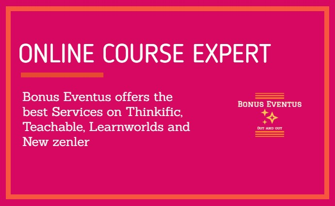 I will setup thinkific online course website, FiverrBox