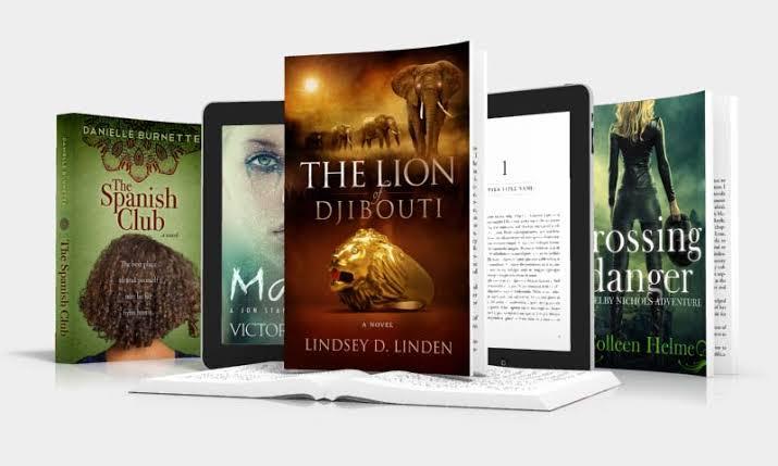 I will design kindle book cover, ebook, paperback, FiverrBox