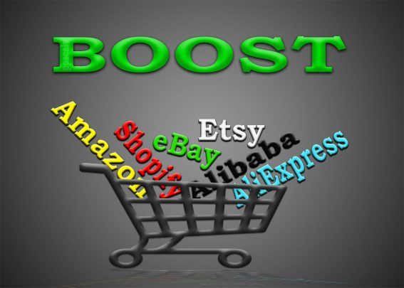 I will do roi sales conversion, guarantee shopify marketing promotion, shopify sales, FiverrBox