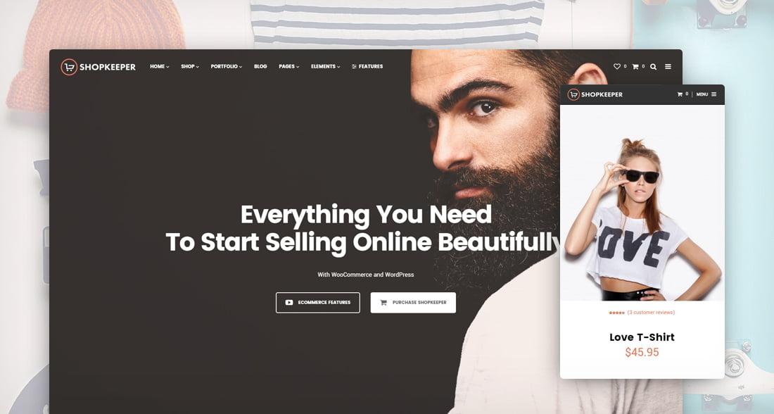 I will design wordpress ecommerce website online store, FiverrBox