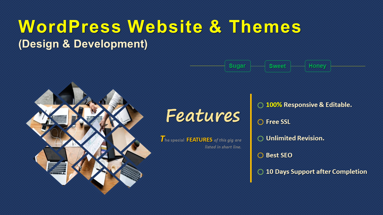 I will develop your wordpress website, FiverrBox