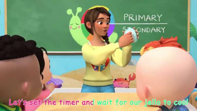 I will create 3d animation for kids, kids illustration, 2d3d kids animation, FiverrBox