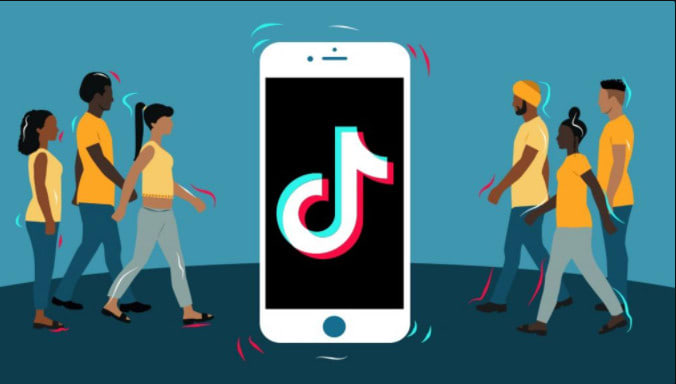 I will promote your song on my very active 900k tik tok, FiverrBox