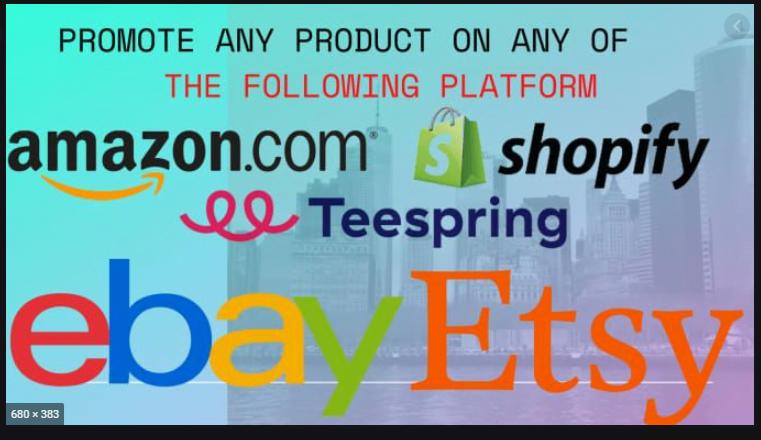 I will do promote sales USA traffic marketing to etsy ebay amazon shopify, FiverrBox
