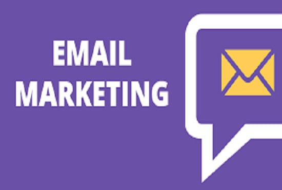 I will do mailchimp template design, email marketing and automation, FiverrBox