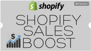 I will boost shopify sales and shopify traffic with shopify marketing, FiverrBox